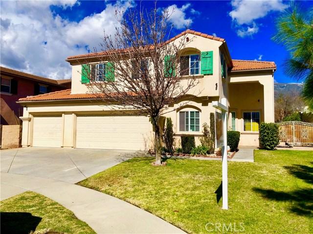 12350 Lustiano Court, Rancho Cucamonga, CA 91739