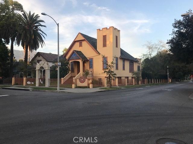 920 N Summit Avenue, Pasadena, CA 91103