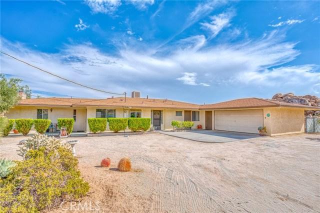 57209 Farrelo Road, Yucca Valley, CA 92284