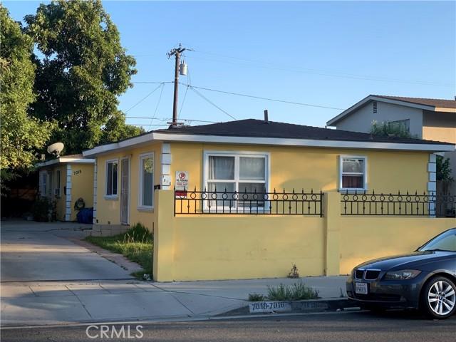 7016 San Rafael Street, Paramount, California 90723, ,Residential Income,For Sale,San Rafael,RS21135094