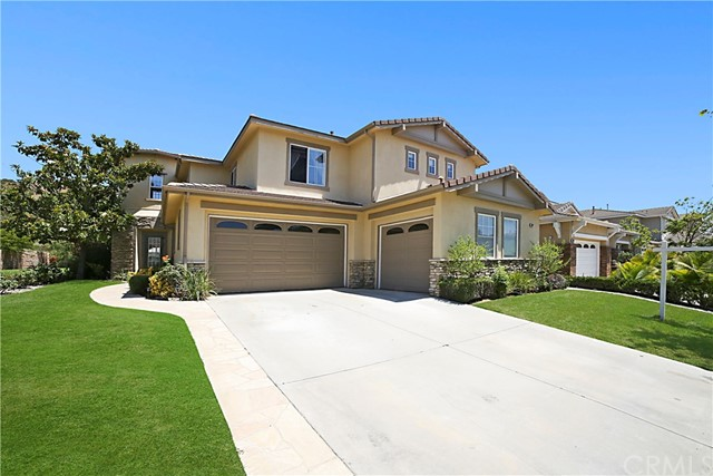 3887 Whistle Train Road, Brea, CA 92823