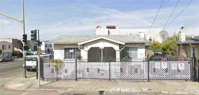 1801 Vicksburg Avenue, Oakland, CA 94601