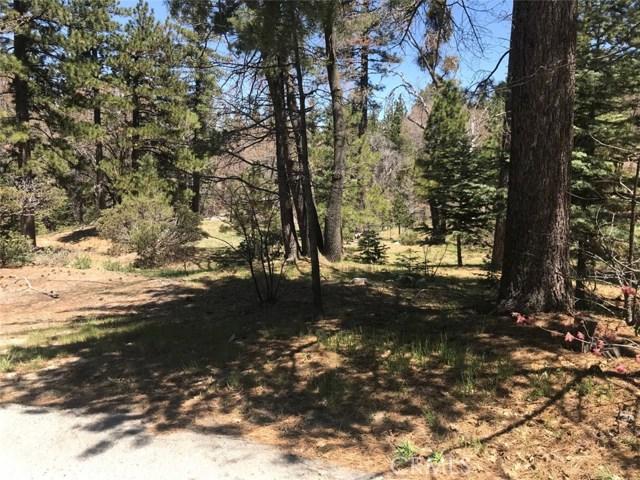 0 Pine Manor Lane, Running Springs, CA 92382