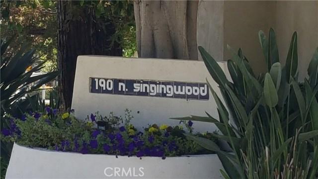 190 N Singingwood Street 14, Orange, CA 92869
