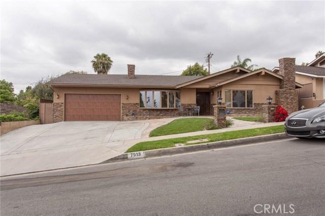 7913 Sargent Avenue, Whittier, CA 90602