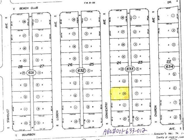 2964 Coventry Avenue, Salton City, CA 92275