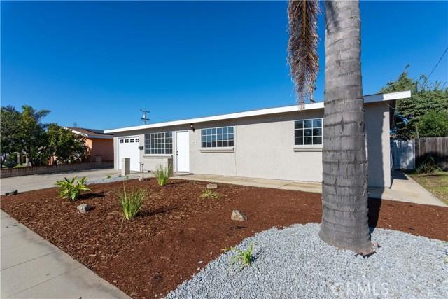 603 W Orchard Street, Santa Maria, CA 93458