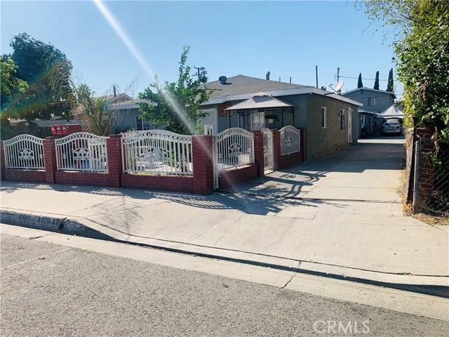 4107 Gibson Road, El Monte, CA 91731