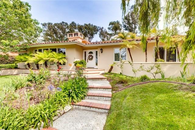 1416 Granvia Altamira, Palos Verdes Estates, California 90274, 5 Bedrooms Bedrooms, ,3 BathroomsBathrooms,For Sale,Granvia Altamira,SB18279498