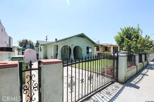 1170 Esperanza Street, East Los Angeles, CA 90023
