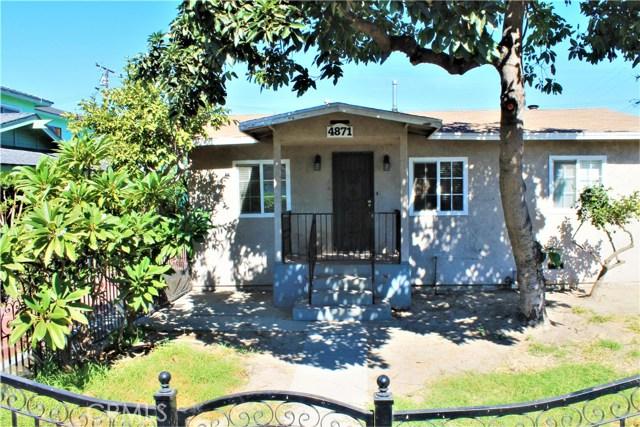 4871 E 61st Street A, Maywood, CA 90270