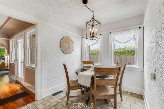 924 N. Olive Street-Kitchen Nook Area