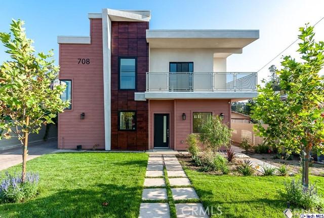 708 E Palmer Avenue A, Glendale, CA 91205