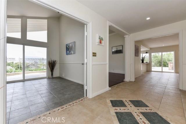 Corridor to each rooms