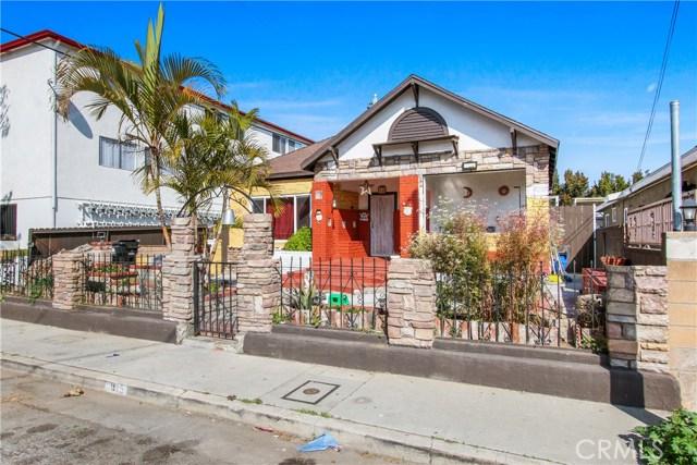 815 E Street, Wilmington, California 90744, 3 Bedrooms Bedrooms, ,2 BathroomsBathrooms,Single family residence,For Sale,E,PW20038932