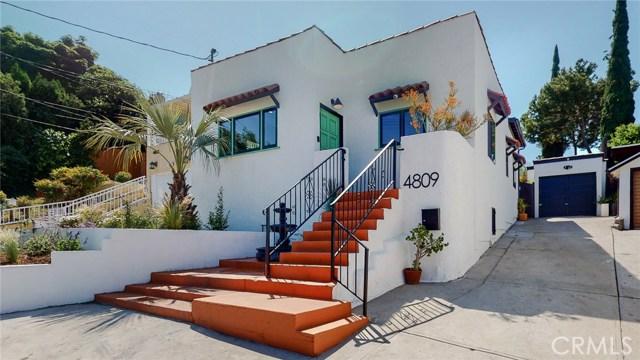 4809 San Marcos Place, Highland Park, CA 90042