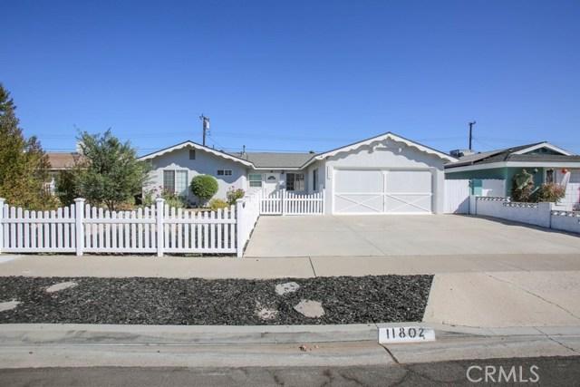 11802 Onyx Street, Garden Grove, CA 92845