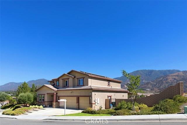 5655 N Pinnacle Lane, San Bernardino, CA 92407