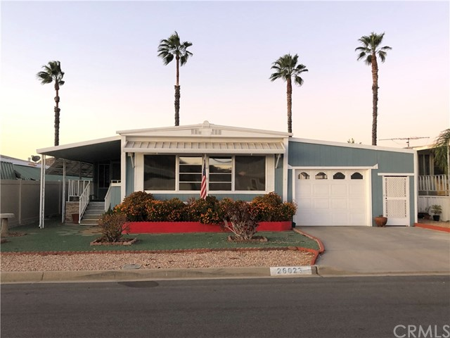 26023 Queen Palm Drive, Homeland, CA 92548