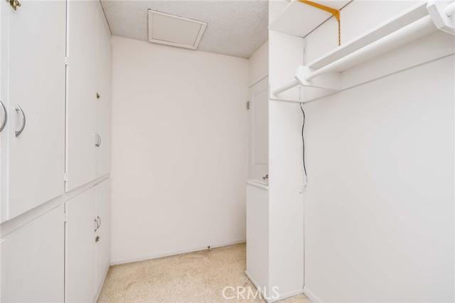 Storage or Utility Room - Upstairs
