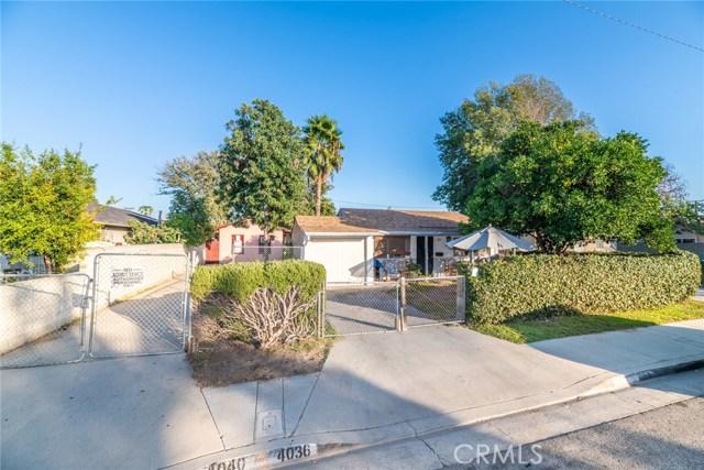 4036 Velma Avenue, El Monte, CA 91731