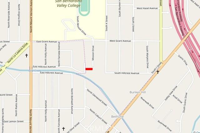 0 Hillcrest, San Bernardino, CA 92401