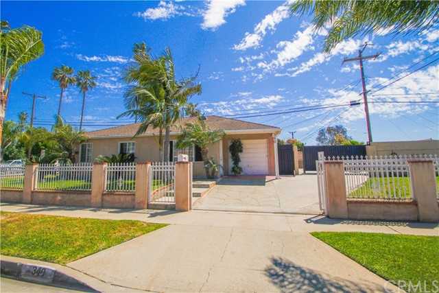 340 186th Street, Carson, California 90746, 3 Bedrooms Bedrooms, ,1 BathroomBathrooms,Single family residence,For Sale,186th,DW19098425