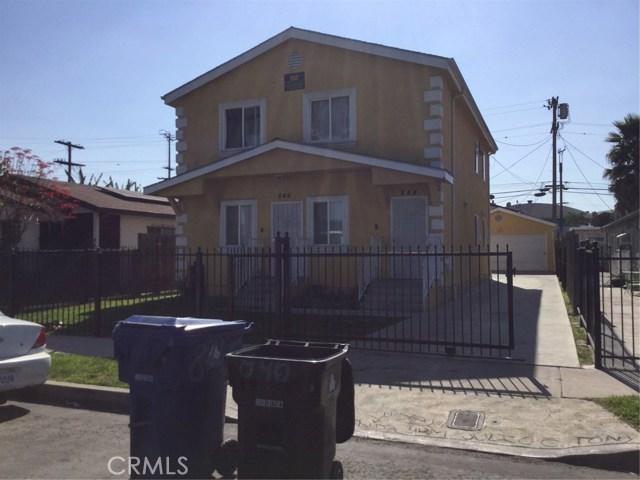 844 E 109th Place, Los Angeles, CA 90059
