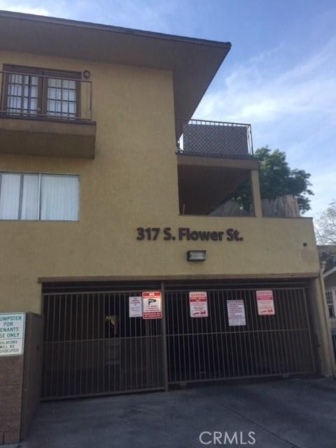 317 S Flower Street, Santa Ana, CA 92703