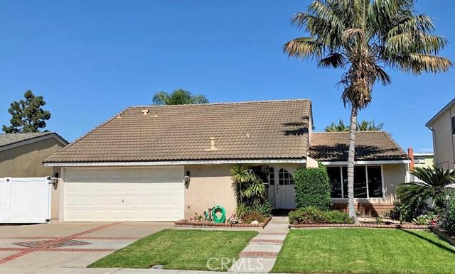 18710 Cordata Street, Fountain Valley, CA 92708