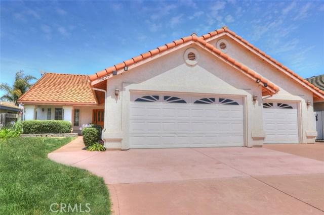 1477 Ivory Drive, Santa Maria, CA 93455