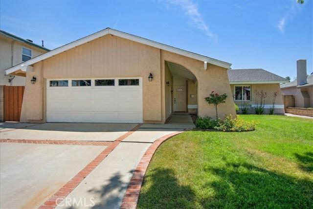 22912 Las Mananitas Drive, Valencia, CA 91354