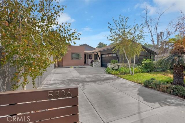 5336 Ethel Avenue, Sherman Oaks, CA 91401