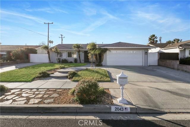 2043 Hurles Avenue, Simi Valley, CA 93063