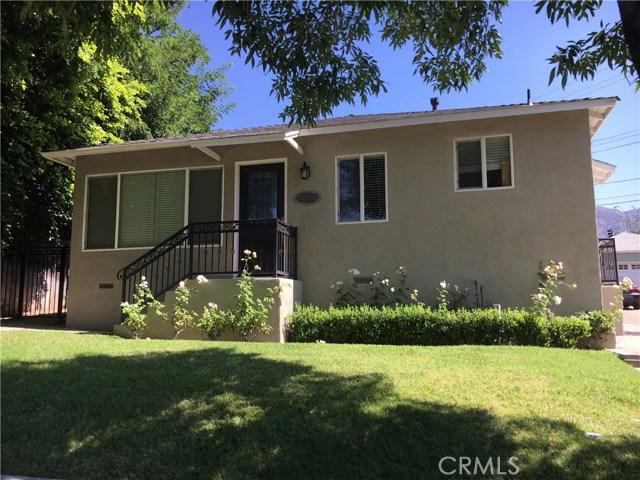 3213 Mary Ann Street, La Crescenta, CA 91214