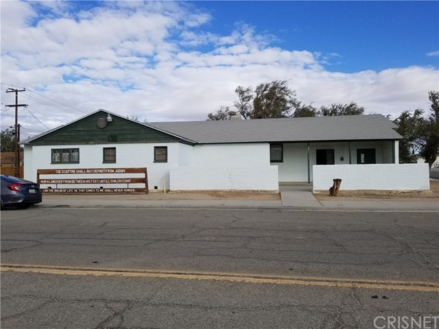 2069 Inyo Street, Mojave, CA 93501