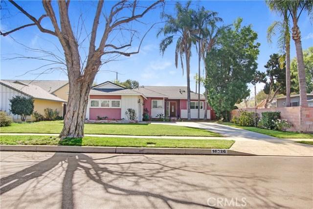 16326 Minnehaha Street, Granada Hills, CA 91344