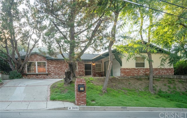 3483 Woodcliff Road, Sherman Oaks, CA 91403