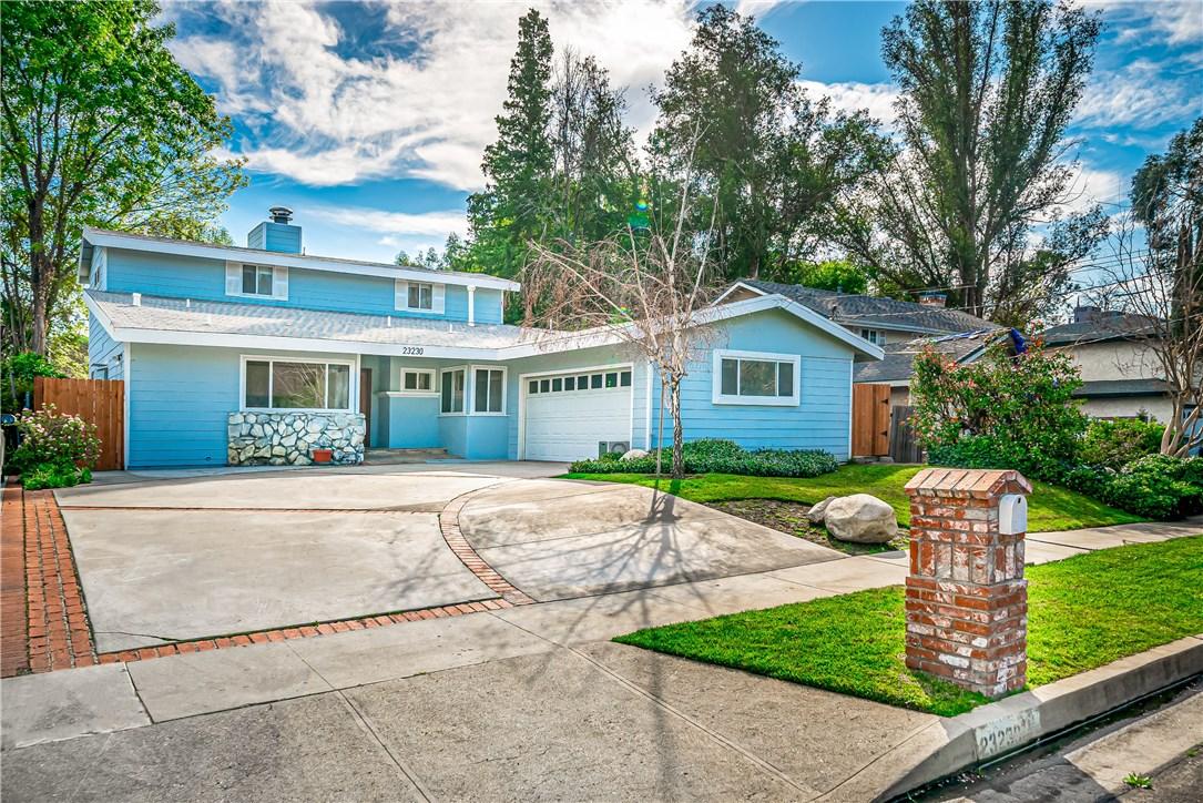 23230 Ladrillo Street, Woodland Hills, CA 91367