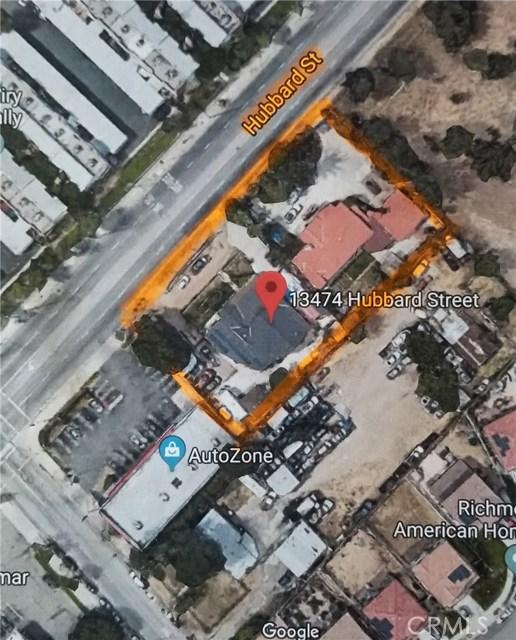 13466 Hubbard Street, Sylmar, CA 91342