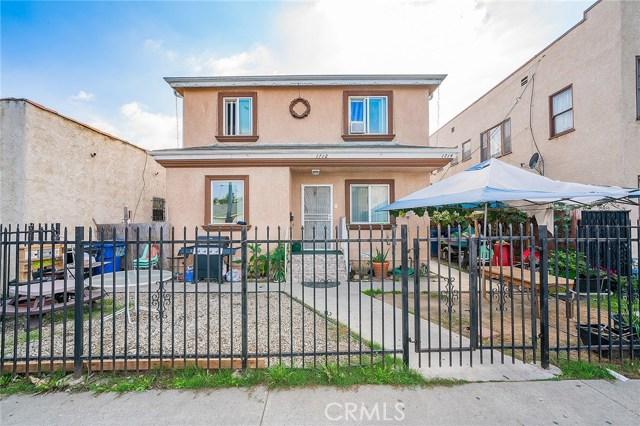 1712 W Gage Avenue, Los Angeles, CA 90047