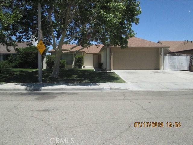 723 Twinberry Lane, Lancaster, CA 93534
