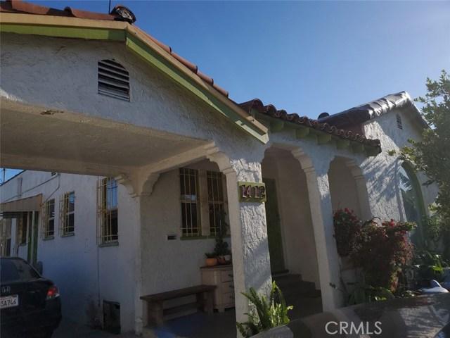 1412 W 88th Street, Los Angeles, CA 90047