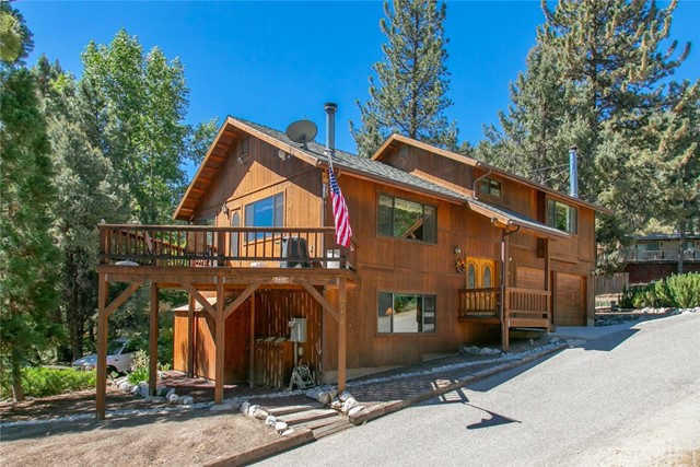 2405 Tyndall Way, Pine Mtn Club, CA 93222