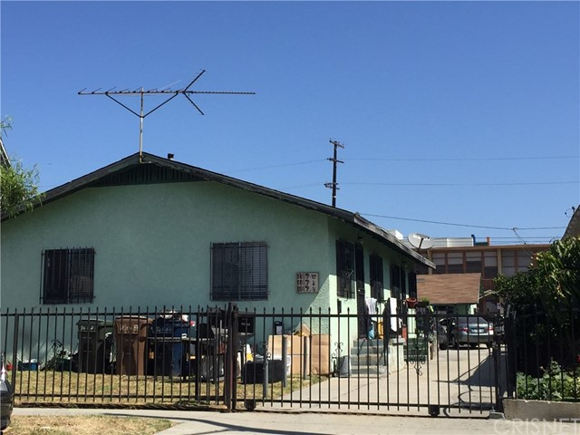 1107 W 87th Street, Los Angeles, CA 90044
