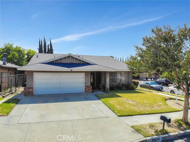 8536 Elizalde Avenue, Northridge, CA 91324
