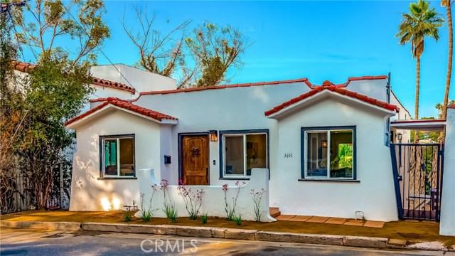 3411 Larissa Drive, Silver Lake, CA 90026