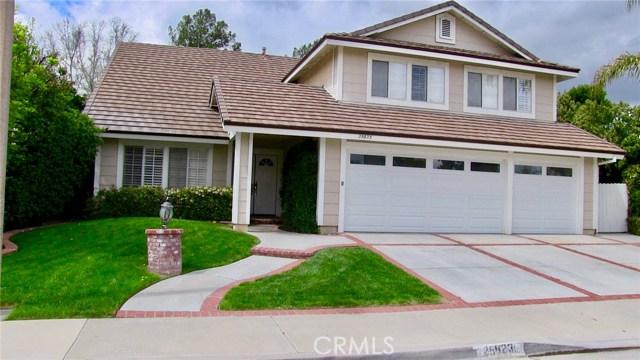 25823 Via Candice, Valencia, CA 91355