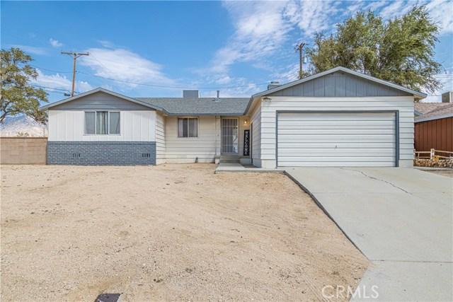 2893 Corona Avenue, Mojave, CA 93501