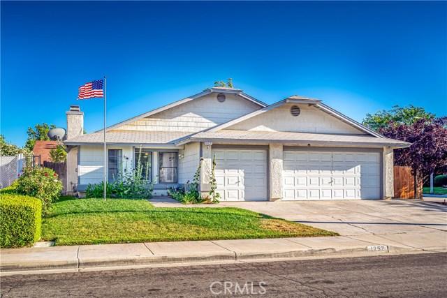 1252 W Avenue H1, Lancaster, CA 93534